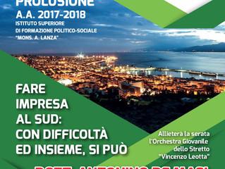 Prolusione Corsi ISFPS 2017-2018