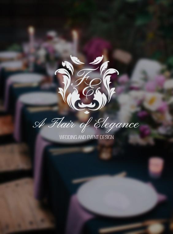 A Flair of Elegance Logo