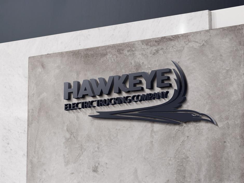 Hawkeye Co. Signage