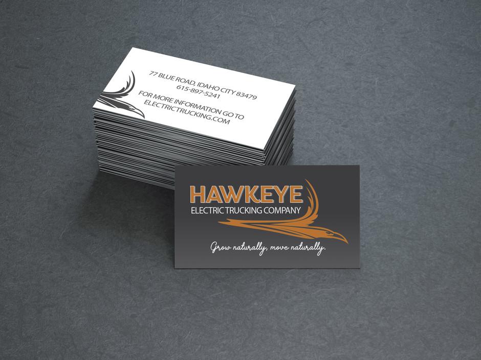Hawkeye Business cards