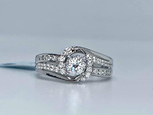 SWIRL DESIGN BRIDAL
