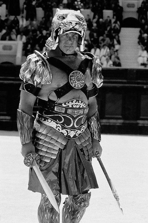 Gladiator - Sven-Ole Thorsen as Tigris
