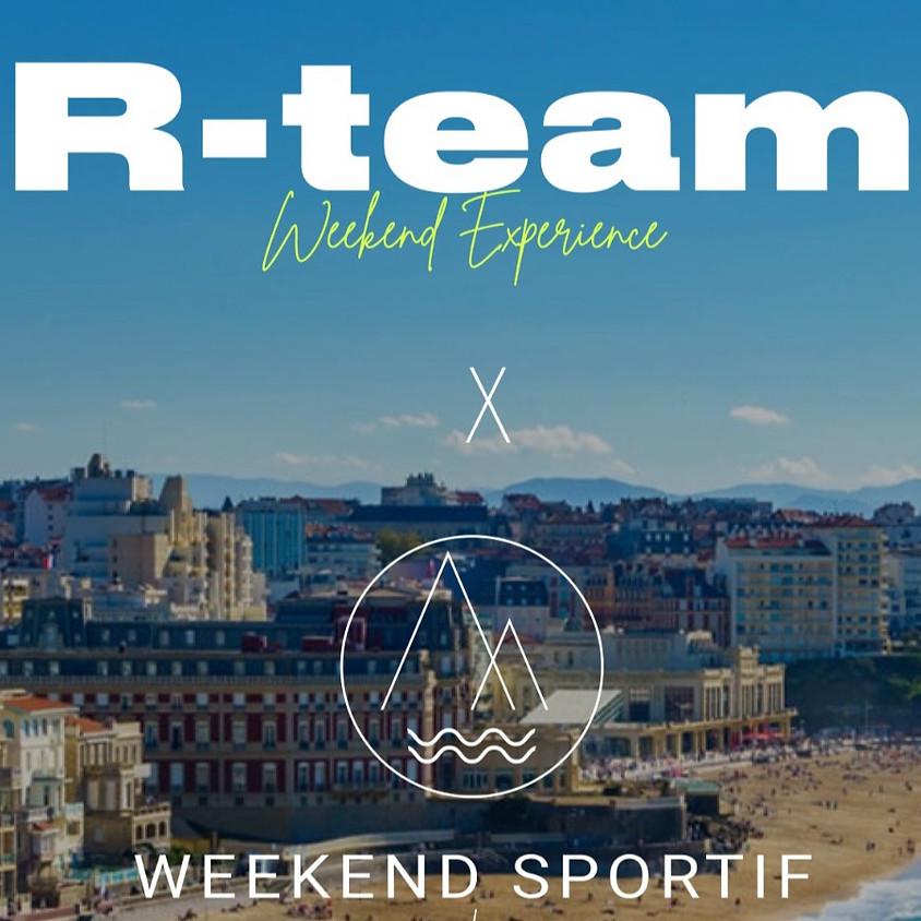 R-team & Weekend Sportif - 159€