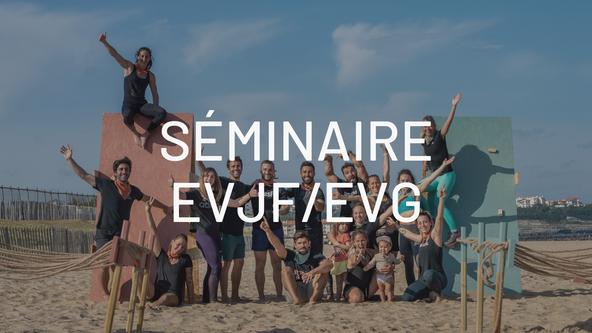 Séminaires, EVJF, EVG au Pays Basque