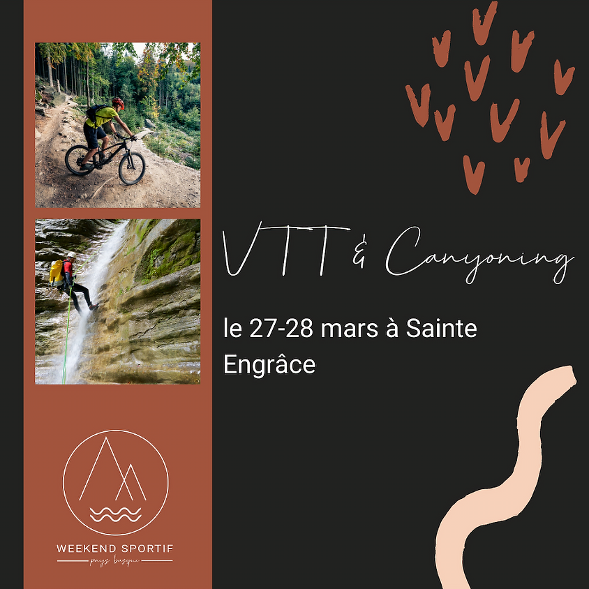 VTT électrique & Canyoning
