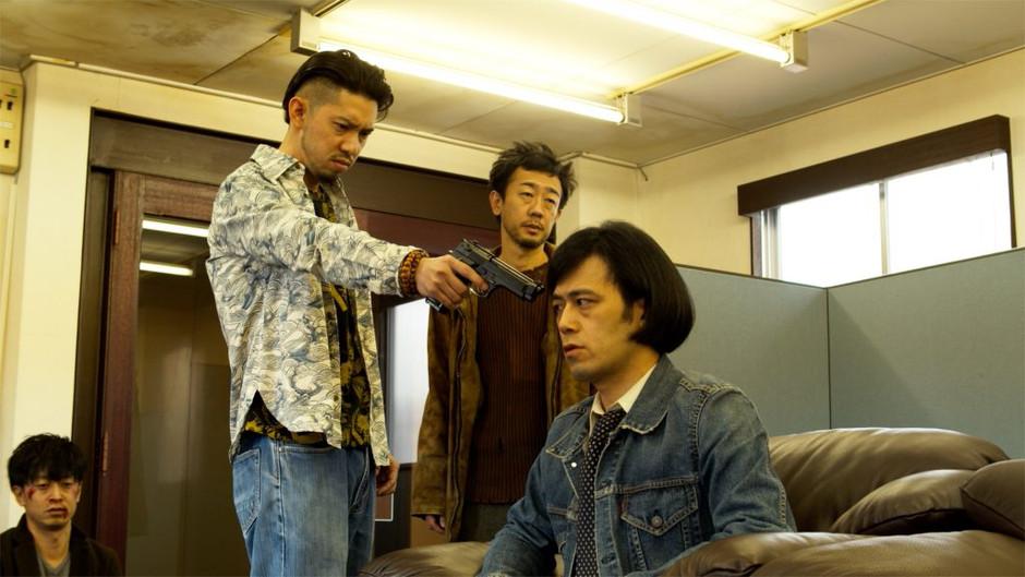 松永天馬主演「惑星スミスでネイキッドランチを」第八話「ヒーローはダイヤルMを廻す」