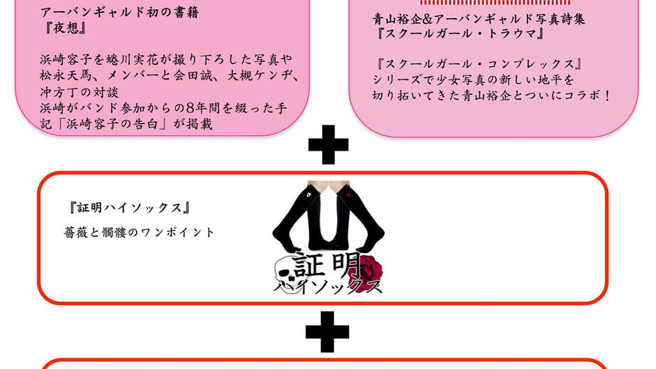【水玉自伝発売記念「アーバンギャルド書籍フェア」】