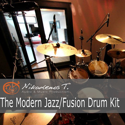 The Modern Jazz/Fusion Drum Kit - The Sonic Ark Collection