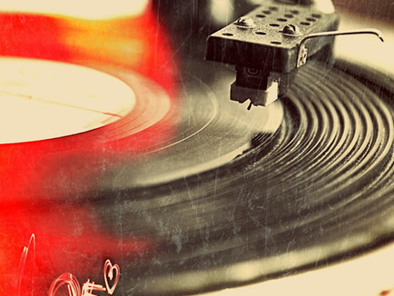 In Vinyl we Entrust the Love Advocated