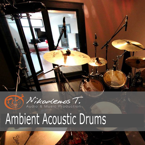 Ambient Acoustic Drums - The Sonic Ark Collection