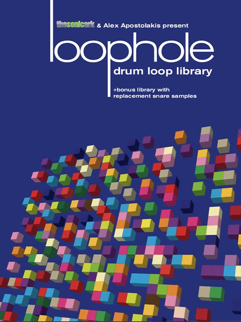 Loophole - Drum Loops Library part A