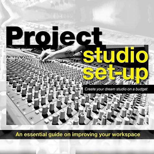 Project Studio Setup
