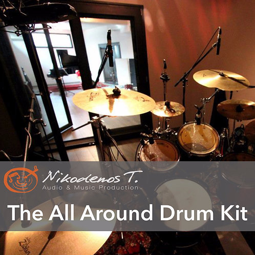 The All Around Drum Kit - The Sonic Ark Collection