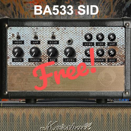 BA533 SID - The Punk Bass