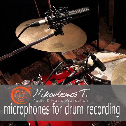 Microphones for Drum Recording