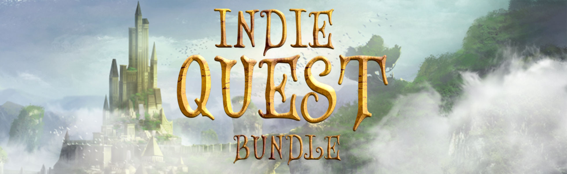 PC Games: [Bunch Keys] Bunch Keys Bundle #38: Indie Quest