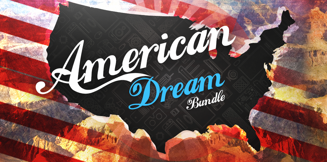 PC Games: [Bunch Keys] Bunch Keys Bundle #43: American Dream
