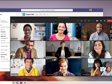 Microsoft Teams new calling and meeting experience