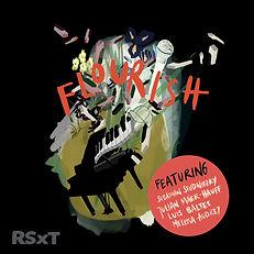 RSxT - Flourish | album cover