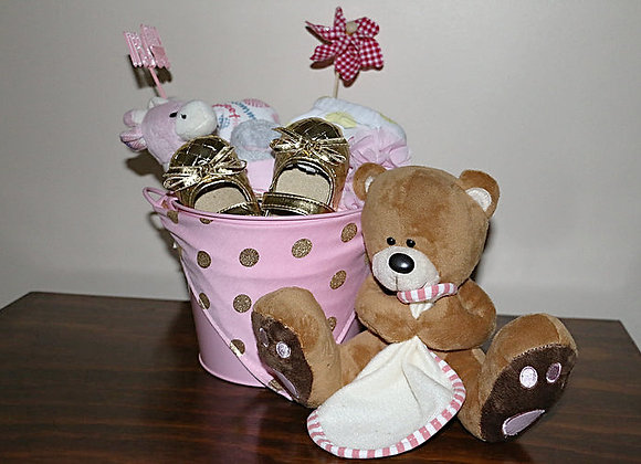Baby Gift Bucket