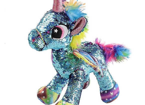 Sequin Unicorn Toy
