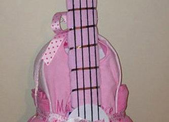 Guitar Nappy Surprise