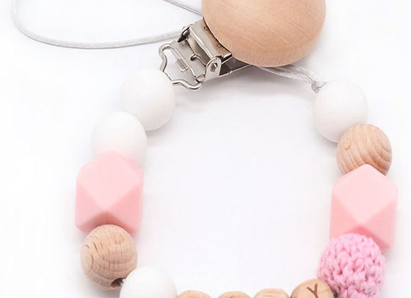 Personalised Silicon Teether