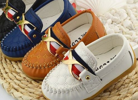 Just Like Dad Moccasins