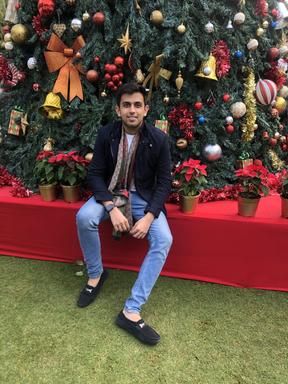 Christmas in Delhi