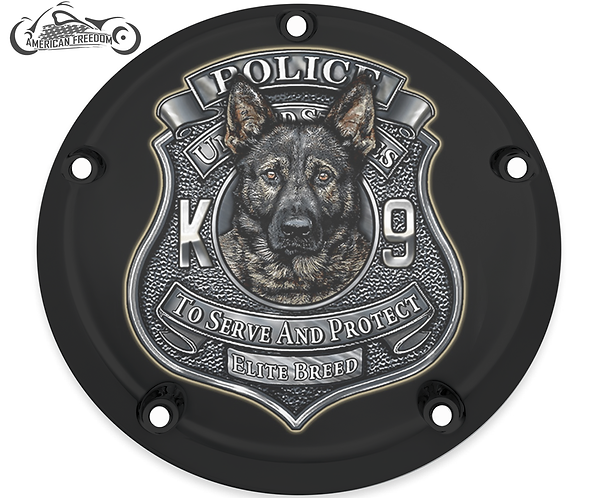 TO SERVE AND PROTECT K9