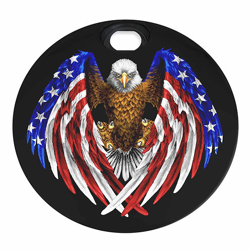 PATRIOTIC EAGLE (FUEL DOOR)