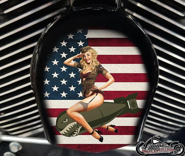 AMERICAN BOMBSHELL (HORN)