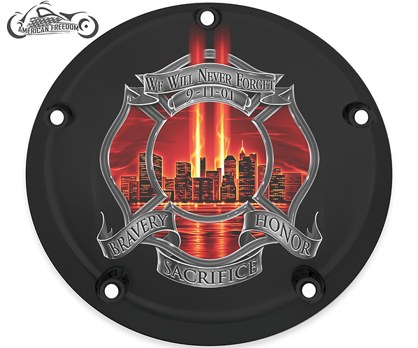 FIREFIGHTER NEVER FORGET 9/11