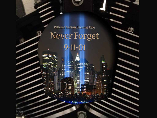 9/11 NEVER FORGET (HORN)