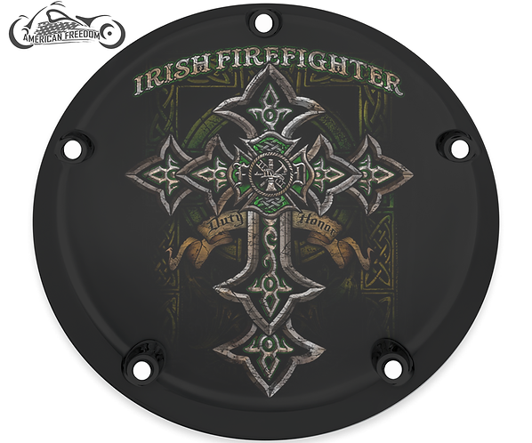 IRISH FIREFIGHTER DUTY HONOR