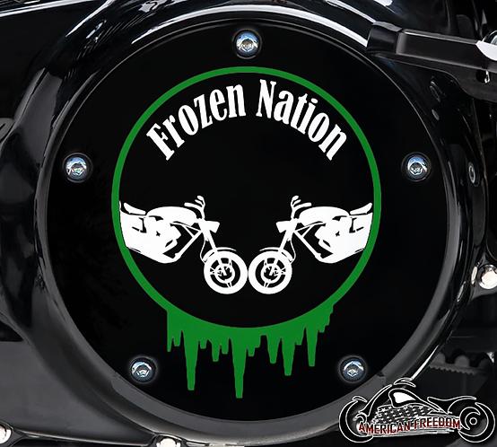 DYLAN - Custom Frozen Nation Softail Derby