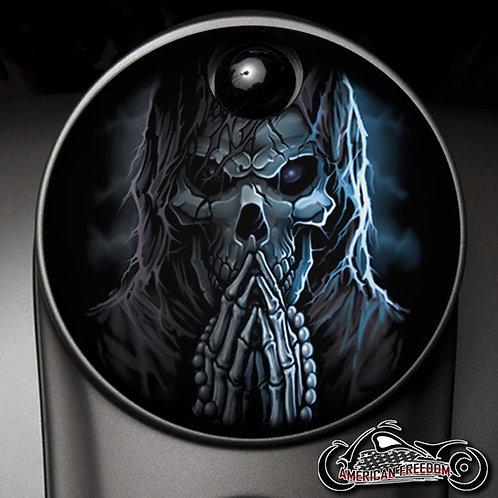 PRAYING FOR DEATH (FUEL DOOR)