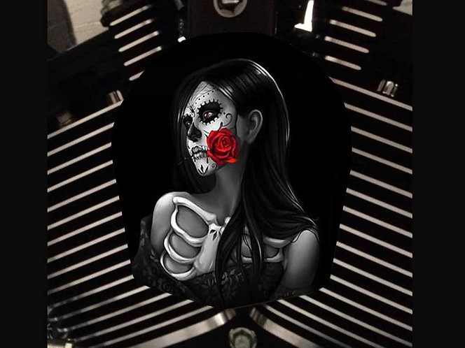 ROSE DAY OF THE DEAD (HORN)