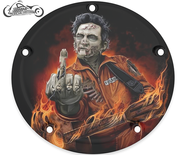 ZOMBIE JOHNNY CASH FINGER