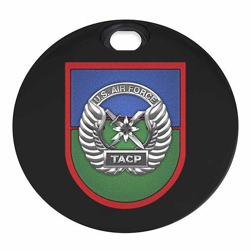 US AIR FORCE TACP PLAQUE (FUEL DOOR)