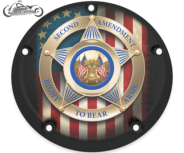 2ND AMENDMENT BADGE