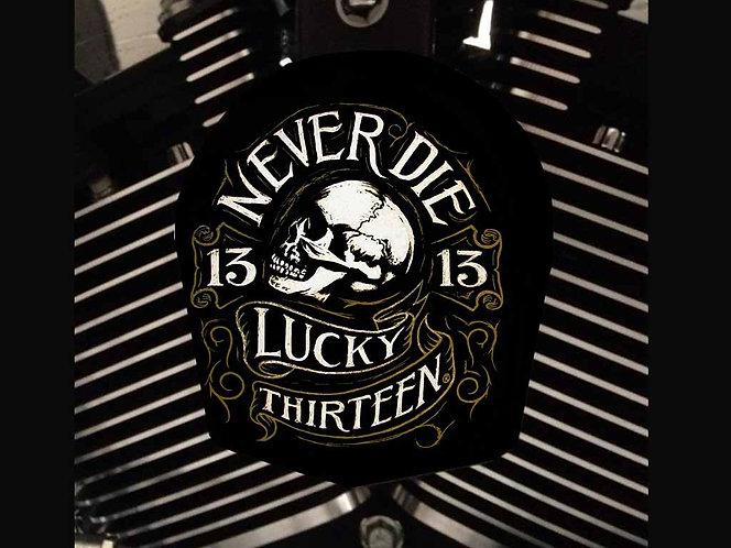 LUCKY 13 NEVER DIE (HORN)