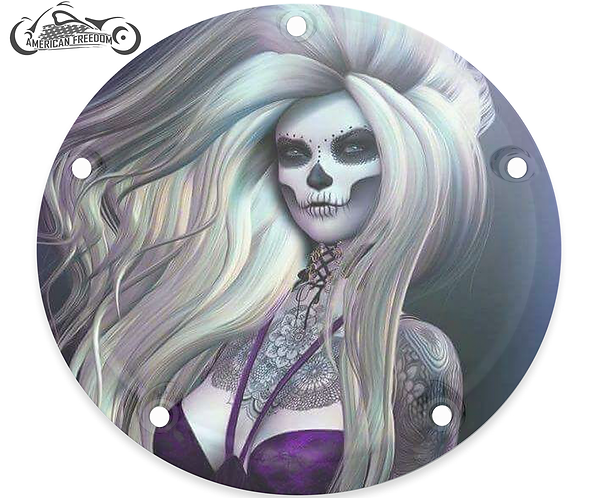 PASTEL DAY OF THE DEAD