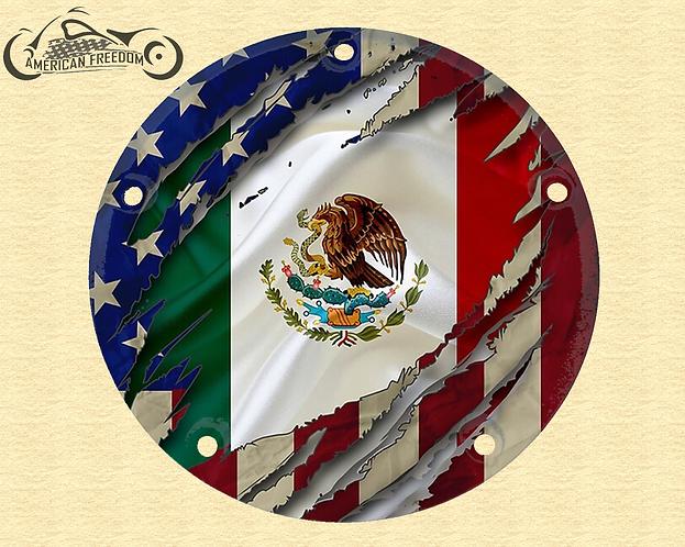 MARIO - Mexican American Flag 5 Hole Derby