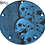 Thumbnail: SKULL PILE (BLUE)