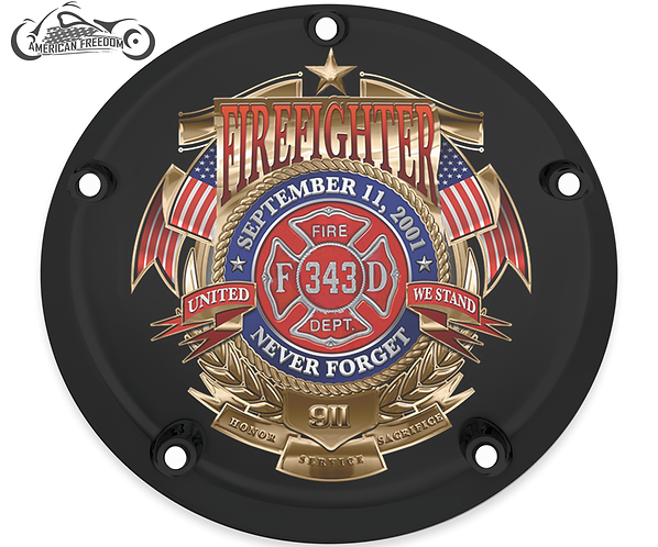 FIREFIGHTER UNITED WE STAND 9/11