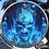 Thumbnail: BLUE FLAMES SKULLS