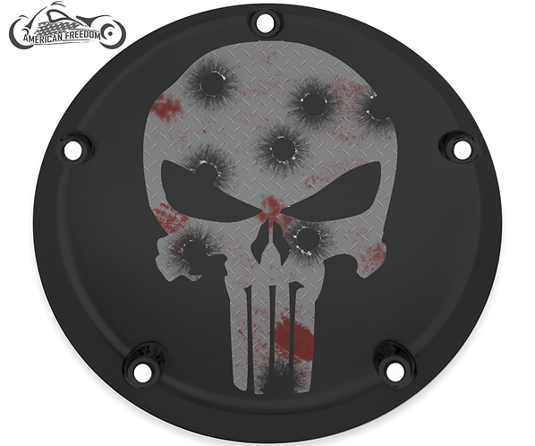 PUNISHER BULLET SPLATTER