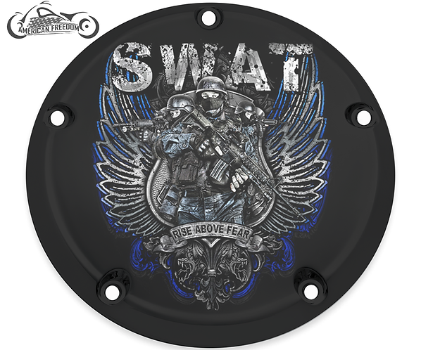 SWAT RISE ABOVE FEAR