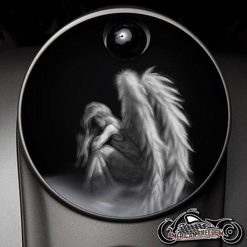 GRAY ANGEL (FUEL DOOR)